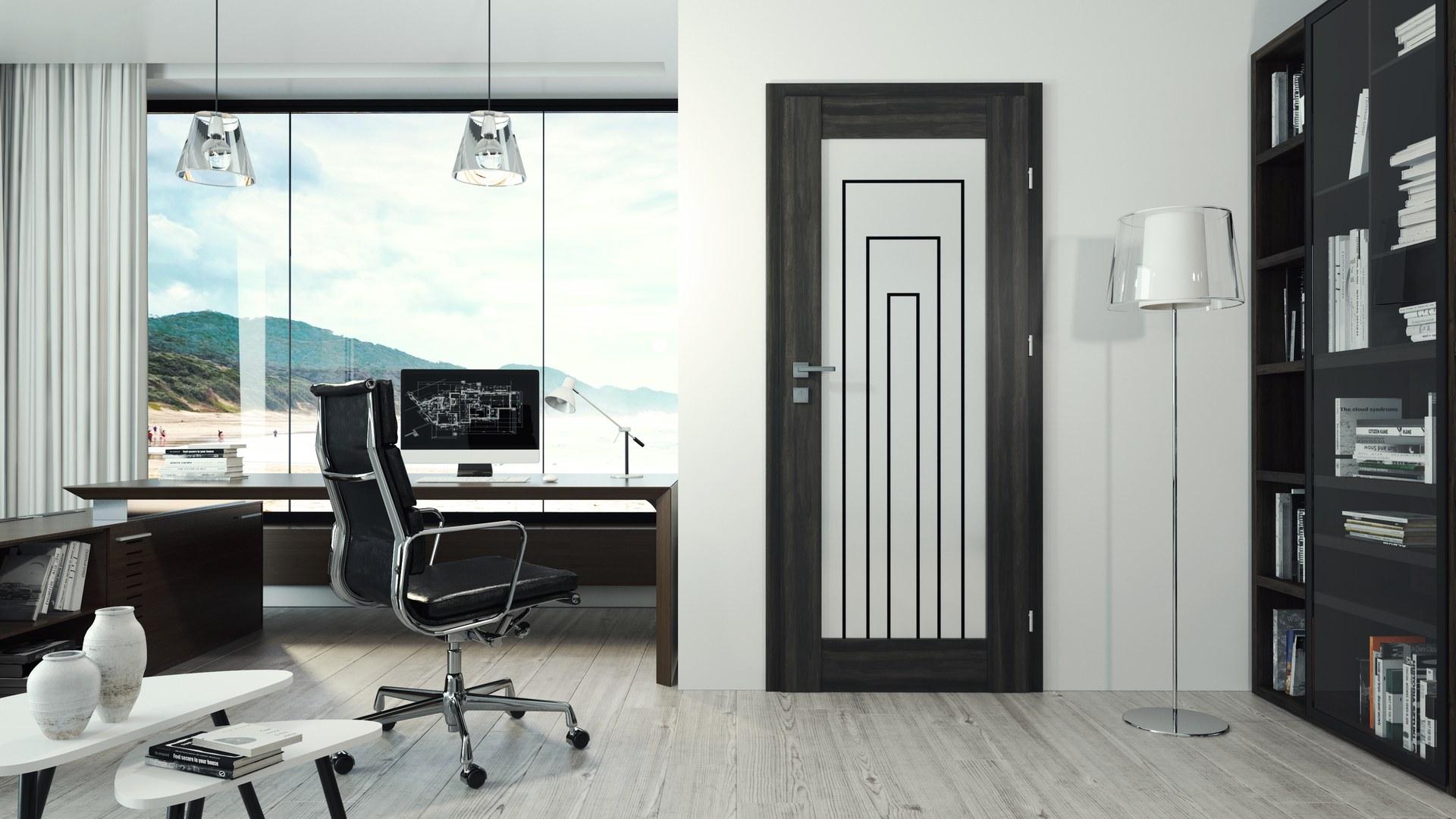 Drzwi do pokoju